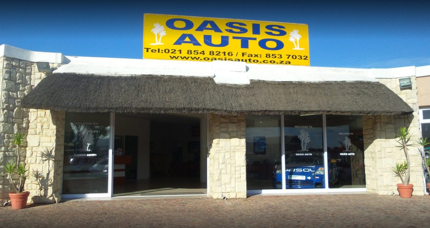 oasis auto - used cars for sale strand western cape