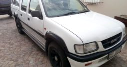 2000 Isuzu KB280DT LX D/C available in Strand Helderberg Western Cape