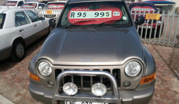 2007 Jeep Cherokee 2.8CRD Sport A/T 4×4 available in Strand Helderberg Western Cape full