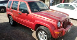 2002 Jeep Cherokee 2.5CRD Limited available in Strand Helderberg Western Cape