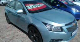 2013 Chevrolet Cruze 1.8LT A/T available in Strand Helderberg Western Cape