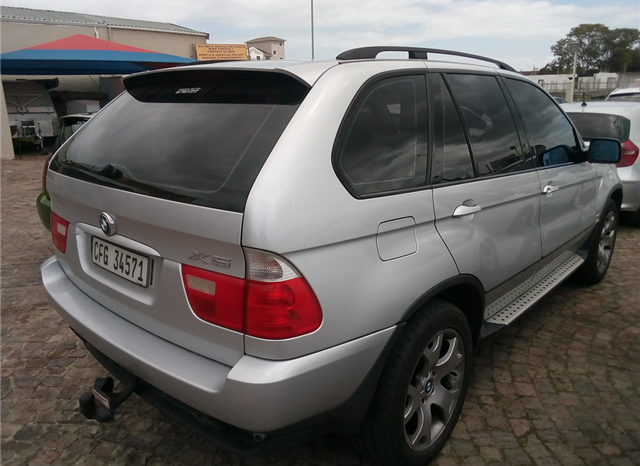 2003 BMW X5 4.4i Steptronic available in Strand Helderberg Western Cape full
