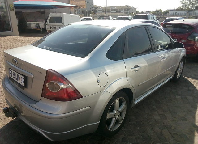 2006 Ford Focus 1.6 Trend Sedan available in Strand Helderberg Western Cape full