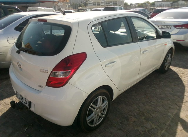 2012 Hyundai i20 1.6 GLS available in Strand Helderberg Western Cape full