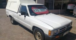 1996 Toyota Hilux 2.4 GD available in Strand Helderberg Western Cape