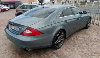2005 Mercedes-Benz CLS500 7G-Tronic available in Strand Helderberg Western Cape full