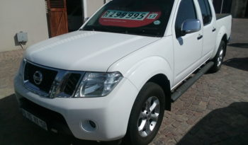 2013 Nissan Navara 2.5 dCi 4×4 LE D/Cab AT available in Strand Helderberg Western Cape full
