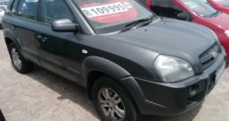 2008 Hyundai Tucson 2.0 GLS 4×2 available in Strand Helderberg Western Cape