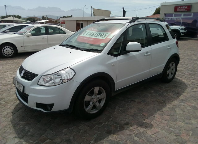 2013 Suzuki SX4 2.0 AWD available in Strand Helderberg Western Cape full