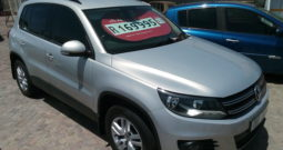 2011 VW Tiguan 1.4 TSI BMT Trend + Fun 4×2 (90kW) available in Strand Helderberg Western Cape