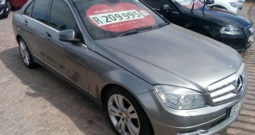 2011 Mercedes-Benz C 300 Elegance 7G-Tronic available in Strand Helderberg Western Cape