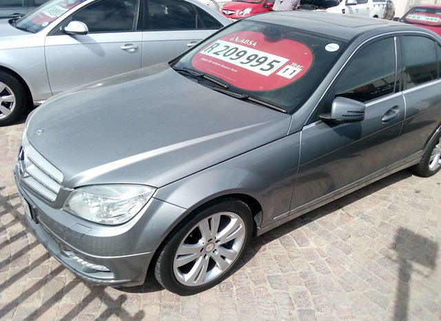 2011 Mercedes-Benz C 300 Elegance 7G-Tronic available in Strand Helderberg Western Cape full