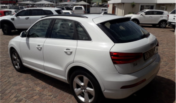 2012 Audi Q3 2.0 TFSI Quattro S-Tronic (155kW) available in Strand Helderberg Western Cape full