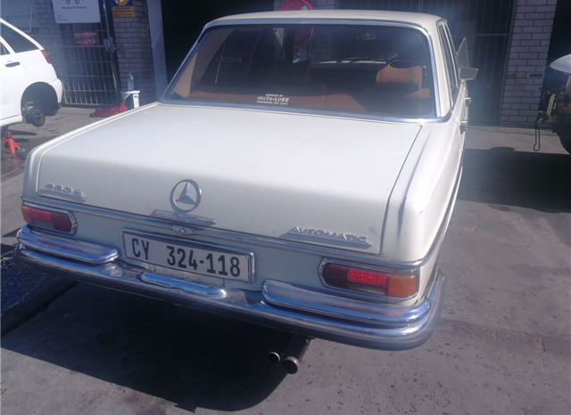 1970 Mercedes-Benz W108 280S available in Strand Helderberg Western Cape full