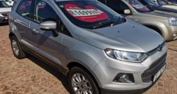 2014 Ford EcoSport 1.5 TDCi Titanium available in Strand Helderberg Western Cape