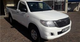 2011 Toyota Hilux 2.5 D-4D R/Body SRX available in Strand Helderberg Western Cape