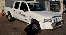 2004 Mazda Drifter B2600i D/Cab SLE Very Low KM! available in Strand Helderberg Western Cape