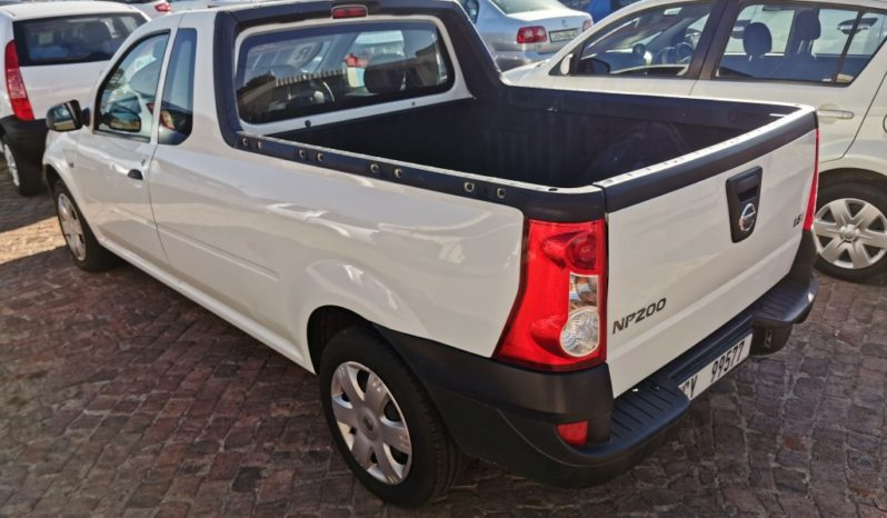 2016 Nissan NP200 1.6 available in Strand Helderberg Western Cape full