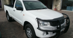 2014 Toyota Hilux 2.5 D-4D 4×4 SRX available in Strand Helderberg Western Cape