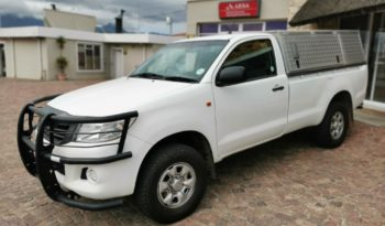 2014 Toyota Hilux 2.5 D-4D 4×4 SRX available in Strand Helderberg Western Cape full