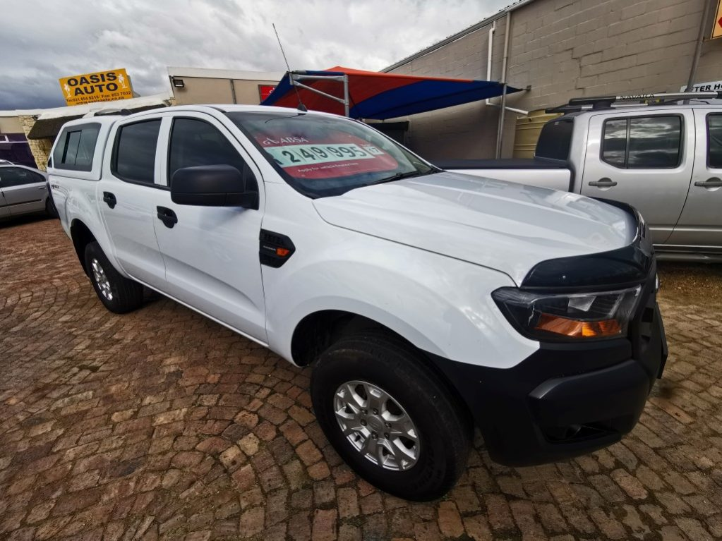 2017 Ford Ranger 2 2 TDCi D/Cab available in Strand