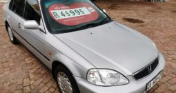 1999 Honda Ballade 150i A/T available in Strand Helderberg Western Cape