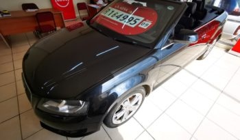 2009 Audi A3 Cabriolet 1.8TFSI Ambition S-Tronic available in Strand Helderberg Western Cape full