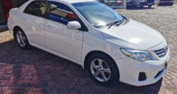 2011 Toyota Corolla 1.3 Advanced available in Strand Helderberg Western Cape