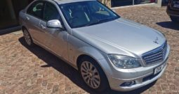 2009 Mercedes-Benz C220CDI Classic Touchshift available in Strand Helderberg Western Cape